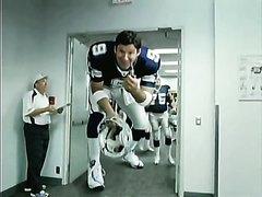 Pepsi  Ad - Giant Tony Romo