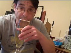 A piss toast