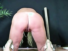 Older Woman Enema Squirt