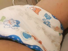 Small diaper load