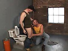 stink ass getting eaten