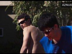 Keegan Allen's Nude Debut