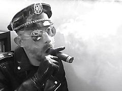 Cigar Leather Smoke