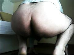 hairy ass shit