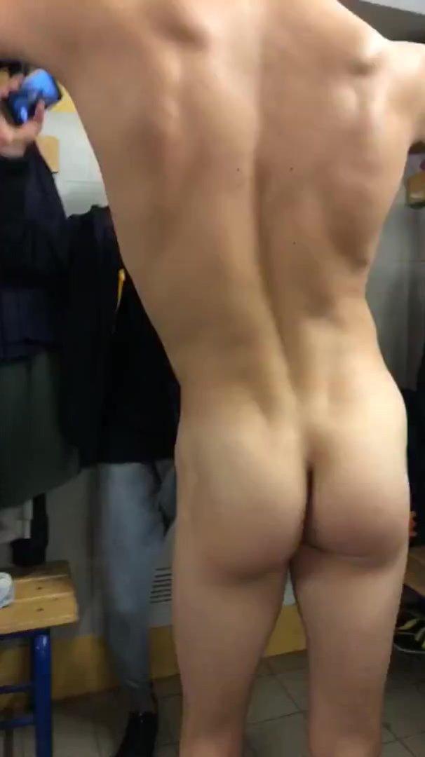 Swimwear Hoobastank Naked Jock Man Gif