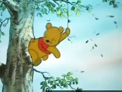Pooh Bear Poops in the Honey Tree