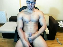 Italian camboy Fitness Model - video 9