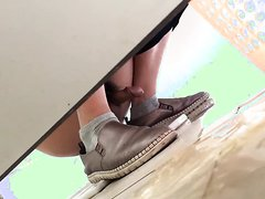 spy asian guy jerk off in toilet 031