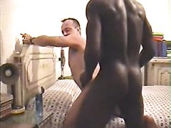 Nubian with enormous dick - video 4