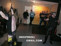 POLICE AUTHORITY WHIPPING