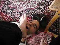 master feet worship - video 6