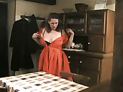 Big ass mature gets her pussy eaten