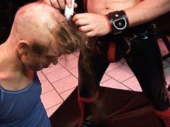 Shaggy Slave Shearing