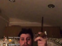 Cigar and jerking