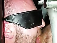 Pathetic toilet eating from Superior MASTER