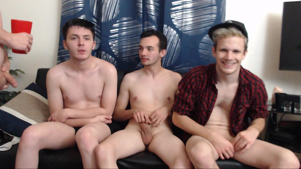Four Gay Friend Naked - Thisvidcom-1444