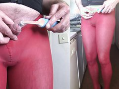 2018-04-21_1 Red Pantyhose part2