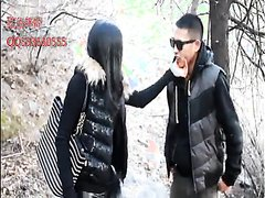 Rare Chinese scat and femdom
