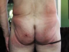 the birthday celebration - whipping the arse self discipline