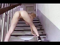 Stairway shit