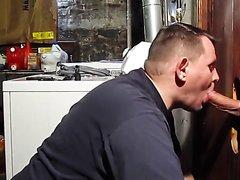 Hot Super Hung Fat Cock Gloryhole