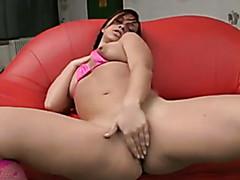 Slut gets drilled in a hardcore gangbang