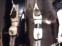 Vintage femdom video with kinky sex games