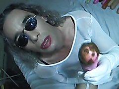 tranny scat - video 3
