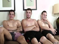 Bo acquires nude banged By Dominic & His Pal