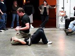 Garage Fight