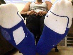 Alpha Cash Master - Socks & Feet Worship