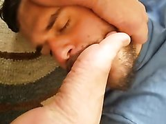 verbal feet worship - video 2