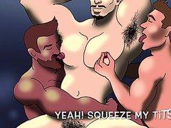 gay cartoon - video 5
