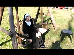 MOTHER SUPERIOR FUCKED