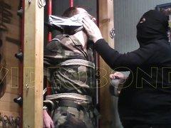 Military bondage - video 2