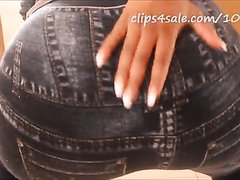 Ebony farts - video 14