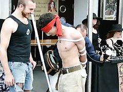 public rope bound