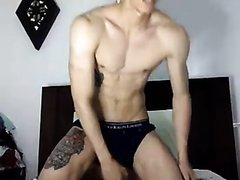 Athletic muscle - video 345