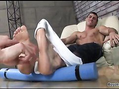 Sexy Foot Worship - video 3