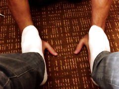 Foot Play and Massage