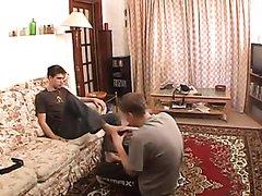 Foot Worship - video 123