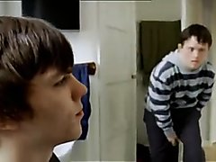 Nicholas Hoult - Toilet Scene