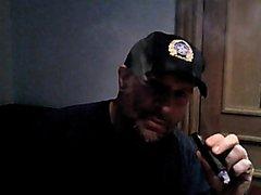 Cigar daddy James smoking another big cigar