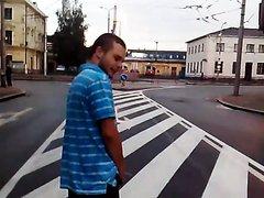 street pissing 1