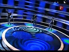 spanish gameshow stripped guys