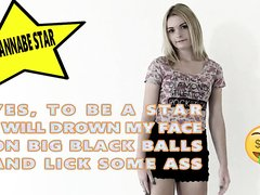 Hot Blonde want to be a STAR