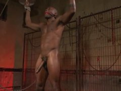 black men bondage