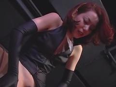 scat mistress torturing her slave