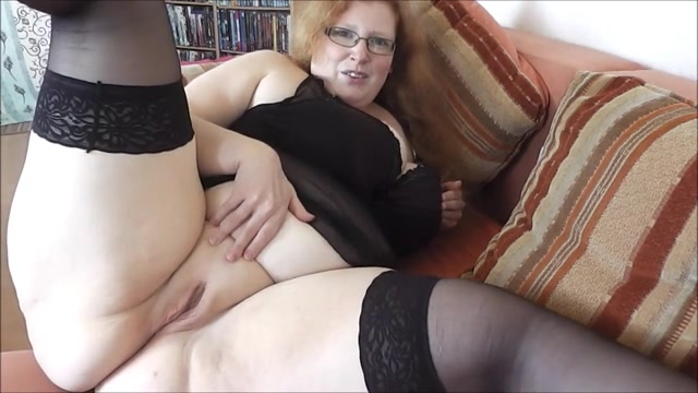 Ass spreading fat woman mature