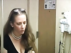 White mature gets busy with a black stud